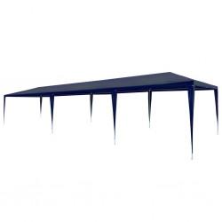 stradeXL Namiot imprezowy, 3 x 9 m, PE, niebieski