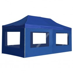 stradeXL Profesjonalny, składany namiot imprezowy ze ścianami, 6 x 3 m