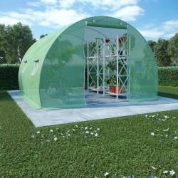 stradeXL Greenhouse 9m² 300x300x200 cm