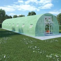 stradeXL Greenhouse 36m² 1200x300x200 cm