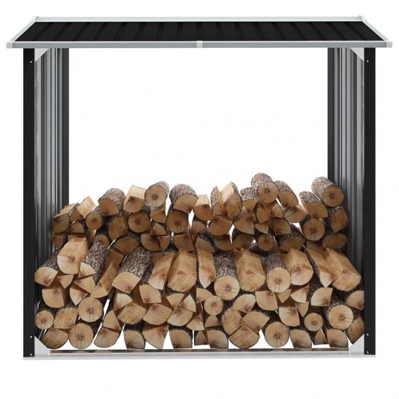 stradeXL Log Storage Shed...