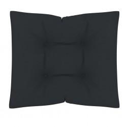 stradeXL Poduszka na podłogę lub palety, 60 x 61 x 10 cm, antracytowa