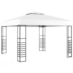 stradeXL Namiot ogrodowy, 3 x 3 m, biały