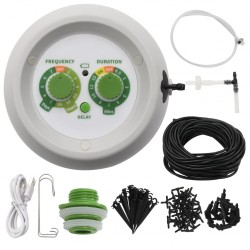 stradeXL Automatic Indoor Drip Watering Kit with Controller