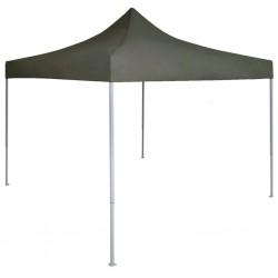 stradeXL Profesjonalny, składany namiot imprezowy, 2x2 m, stal, antracyt