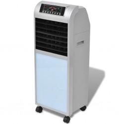 stradeXL Klimatyzator ewaporacyjny 120 W, 8 L, 385 m³/h, 37,5x35x94,5 cm