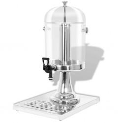 stradeXL Juice Dispenser Stainless Steel 8 L