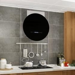 stradeXL Okap kuchenny z dotykowym wyświetlaczem LCD i LED, 756 m³/h