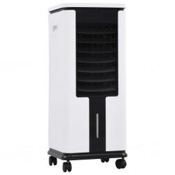 stradeXL 3-w-1 przenośny klimatyzer, nawilżacz, oczyszczacz, 75 W