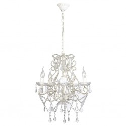 stradeXL Chandelier with 2800 Crystals E14