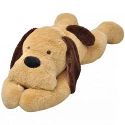 stradeXL Dog Cuddly Toy Plush Brown 120 cm