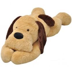 stradeXL Dog Cuddly Toy Plush Brown 160 cm