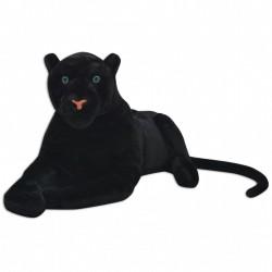 stradeXL Panther Toy Plush Black XXL