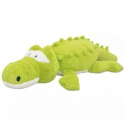stradeXL Pluszowa maskotka krokodyl XXL, 100 cm