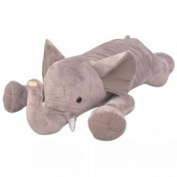 stradeXL Plush Cuddly Toy Elephant XXL 120 cm