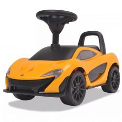 stradeXL Samochód jeździk McLaren P1, żółty
