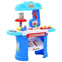 stradeXL 15 Piece Kids' Pretend Doctor Play Set 38x30x67.5 cm