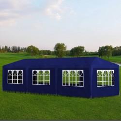 stradeXL Namiot imprezowy, 3 x 9 m, niebieski