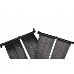 stradeXL Podgrzewacz solarny do basenu, panel, 80x620 cm
