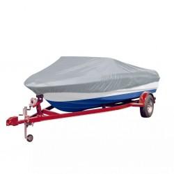 Boat Cover Grey Length 427-488 cm Width 229 cm