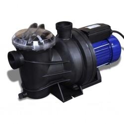 stradeXL Elektryczna pompa basenowa, 800 W, niebieska