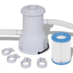 Pompa filtracyjna do basenu, 800 galonów/ godz.