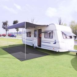 stradeXL Tent Carpet 300x600 cm Anthracite
