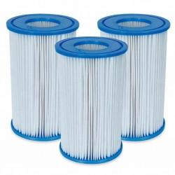 Intex Wkłady do filtra, 3 sztuki, 29003