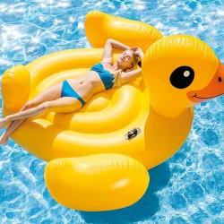 Intex Pool Float Mega Yellow Duck Island 56286EU