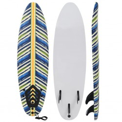 stradeXL Deska surfingowa Leaf, 170 cm