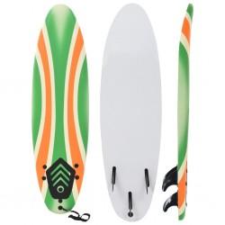 stradeXL Deska surfingowa Boomerang, 170 cm