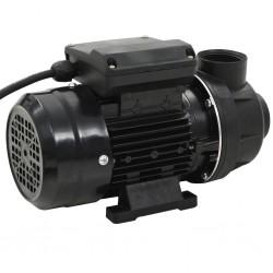 stradeXL Pompa basenowa, czarna, 0,25 HP, 7500 L/h