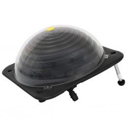 stradeXL Solarny podgrzewacz basenowy, 75x75x36 cm, HDPE, aluminium
