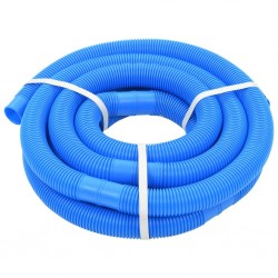 stradeXL Wąż do basenu, niebieski, 32 mm, 6,6 m