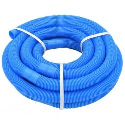 stradeXL Wąż do basenu, niebieski, 32 mm, 9,9 m