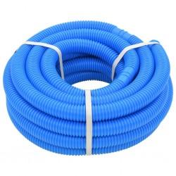 stradeXL Wąż do basenu, niebieski, 32 mm, 12,1 m