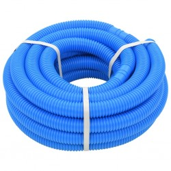 stradeXL Pool Hose Blue 38 mm 12 m