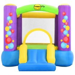 Happy Hop Dmuchany zamek ze zjeżdżalnią, 260x210x160 cm, PVC