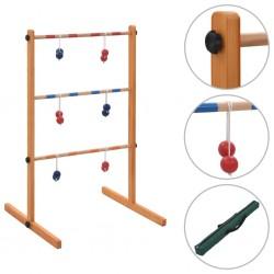 stradeXL Gra plenerowa Spin Ladder, wykonana z drewna