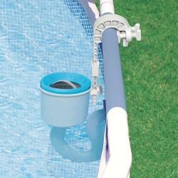 Intex Ścienny skimmer powierzchniowy do basenu Deluxe