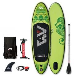 Aqua Marina Deska SUP Breeze, zielona, 275x76x12 cm