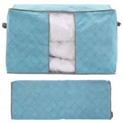 Foldable Duvet Storage Bag 60x42x36 cm