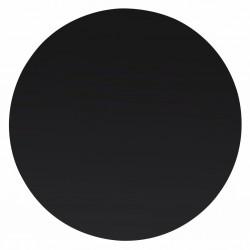 stradeXL Blat stołu ze szkła hartowanego, okrągły, 400 mm