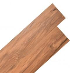 stradeXL Samoprzylepne panele podłogowe PVC 5,02 m², 2 mm naturalny wiąz