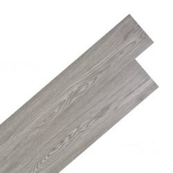 stradeXL Samoprzylepne panele podłogowe PVC, 5,02 m², 2 mm, ciemnoszare