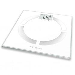 Medisana Waga z analizą składu ciała BS 444, biała, 180kg, 40444