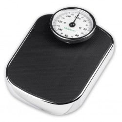 Medisana Bathroom Scales PS 412 160 kg Retro Black 40426