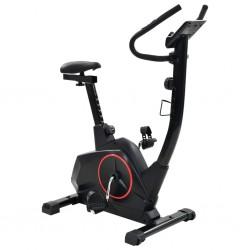 stradeXL Magnetyczny rower treningowy z pomiarem tętna, XL