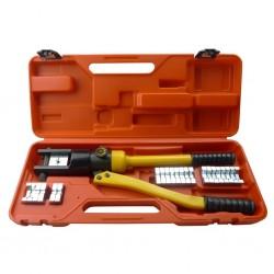 Zacisk hydrauliczny, narzędzie hydrauliczne