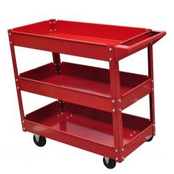 stradeXL Workshop Tool Trolley 100 kg